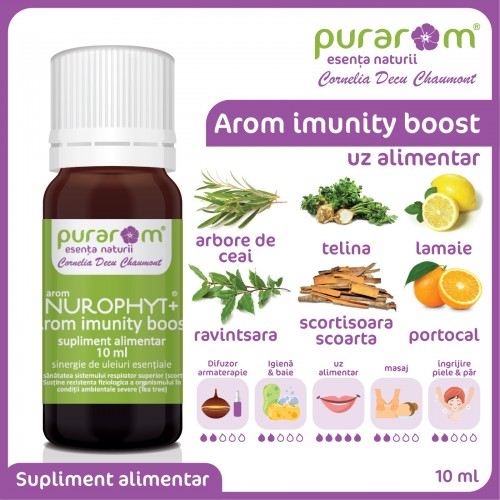 NUROPHYT - AROM IMUNITY BOOST