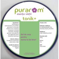 Gel de corp Tonik+ pentru starea de bine