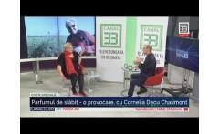 Parfumul de slăbit - o provocare, cu Cornelia Decu Chaumont