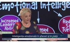 Inteligența emoțională în afaceri și în viață - cu Cornelia Decu Chaumont